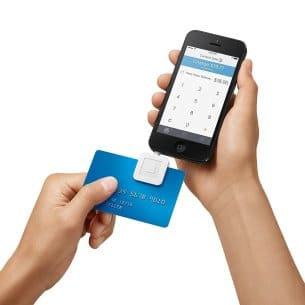 Credit Card Reader for iPhone, iPad and Android