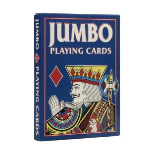Gaint Jumbo Playing Cards