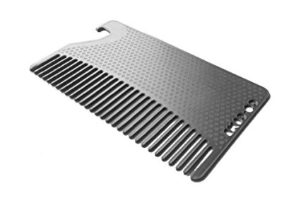 Go-Comb - Wallet Comb - Sleek, Durable Stainless Steel Hair