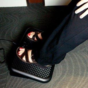 Under The Desk Foot Warmer