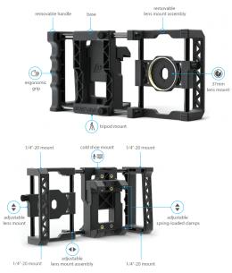 Wide Angle Lens Bundle