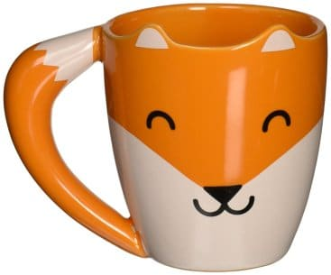Fox Shaped Mug