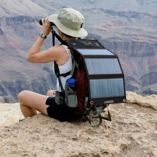 Dual USB Solar Charger