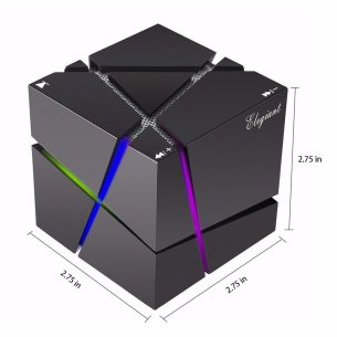 Bluetooth Stereo Magic Cube Music Player