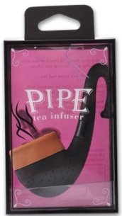 Pipe Tea Infuser by Decodyne