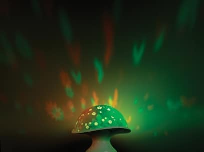 Mushroom Night Light Projector