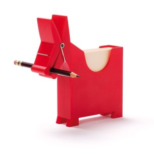 Donkey note holder