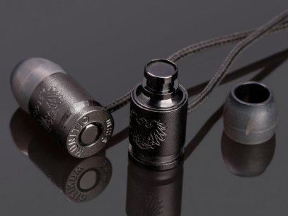 9mm Bullet Earphones
