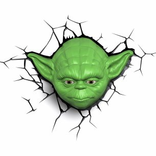 3D Light FX Star Wars Yoda