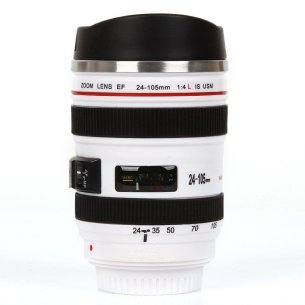 Best Camera Lens Thermos Stainless Steel Cup