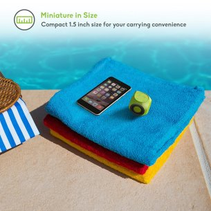 Mengo AquaCube, Waterproof Speaker