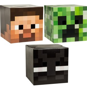 Official Minecraft Exclusive Steve