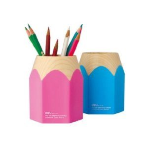 Wisedeal Creative Pencil Tip Design Pen Holder