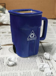 The Recycling Bin Mug