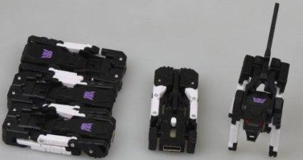Transformer USB Flash Memory Drive