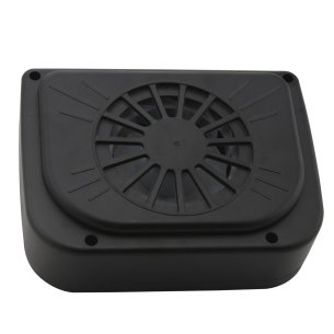 Car Auto Air Vent Cooling Fan System