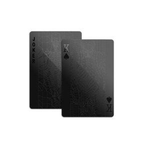 Black Deck of Cards