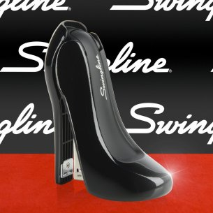 High Heel Stapler