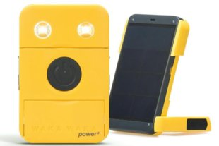 Power, Solar-Powered Flashlight, Charger