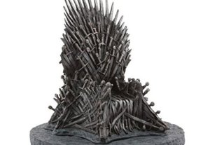 Iron Throne Figurine