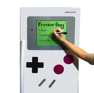 FreezerBoy Refrigerator Magnets