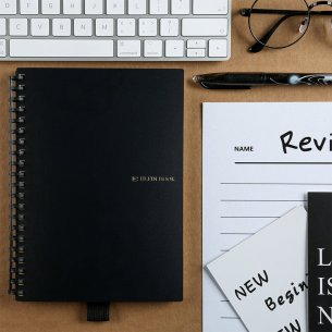 Notebook That You Can Heat Or Wash To Erase
