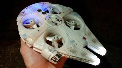 Star Wars Remote Control Millennium Falcon