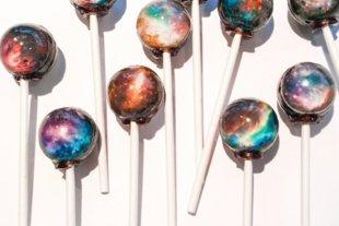 Galaxy Lollipops