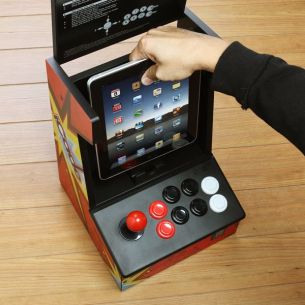 Arcade Bluetooth Cabinet for iPad