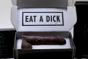 Chocolate Penis Prank