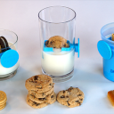 Cookie Dunking Device