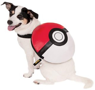 Pokemon Pokeball Pet Backpack