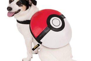 Pokemon Pokeball Pet Backpack