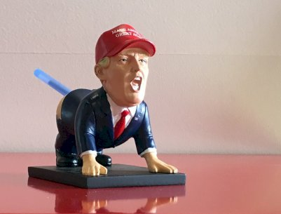 Trump Pen Holder