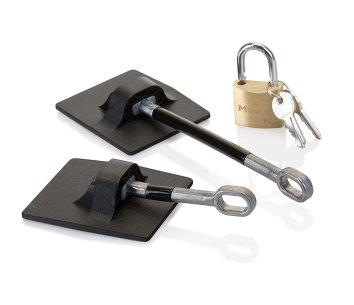 Door Lock With Padlock