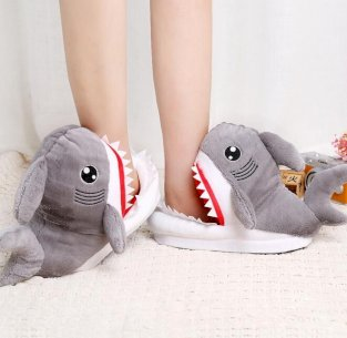 Shark Slipper