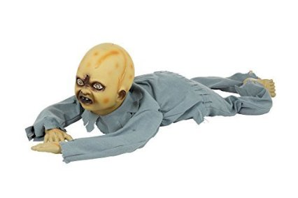 Crawling Baby Zombie