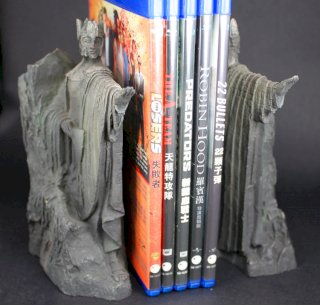 The Gates of Gondor Argonath Bookends