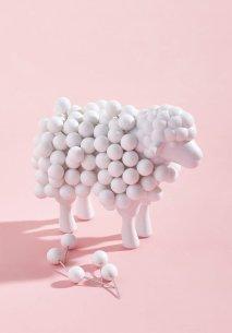 Sheep Pin Holder