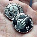 Zero Fucks Coins