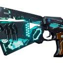 Psycho-Pass Dominator Gun