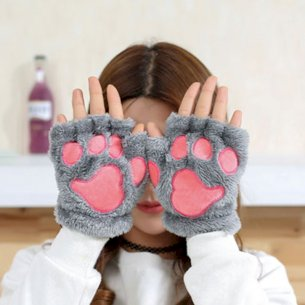 Cat Paw Gloves