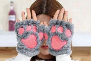 Cat Paw Gloves
