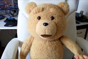Talking Ted Plush