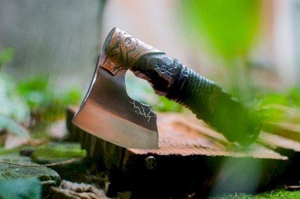 Viking Axe Razor