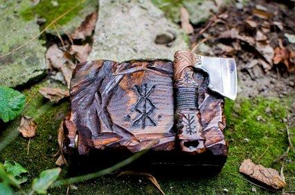 Viking Axe Razor