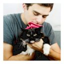 Tongue Cat Brush