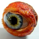 Zombie Eyeball Ring