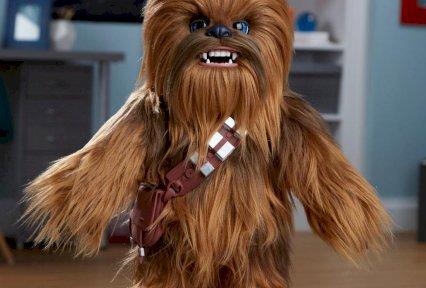 Star Wars Chewie Interactive Toy