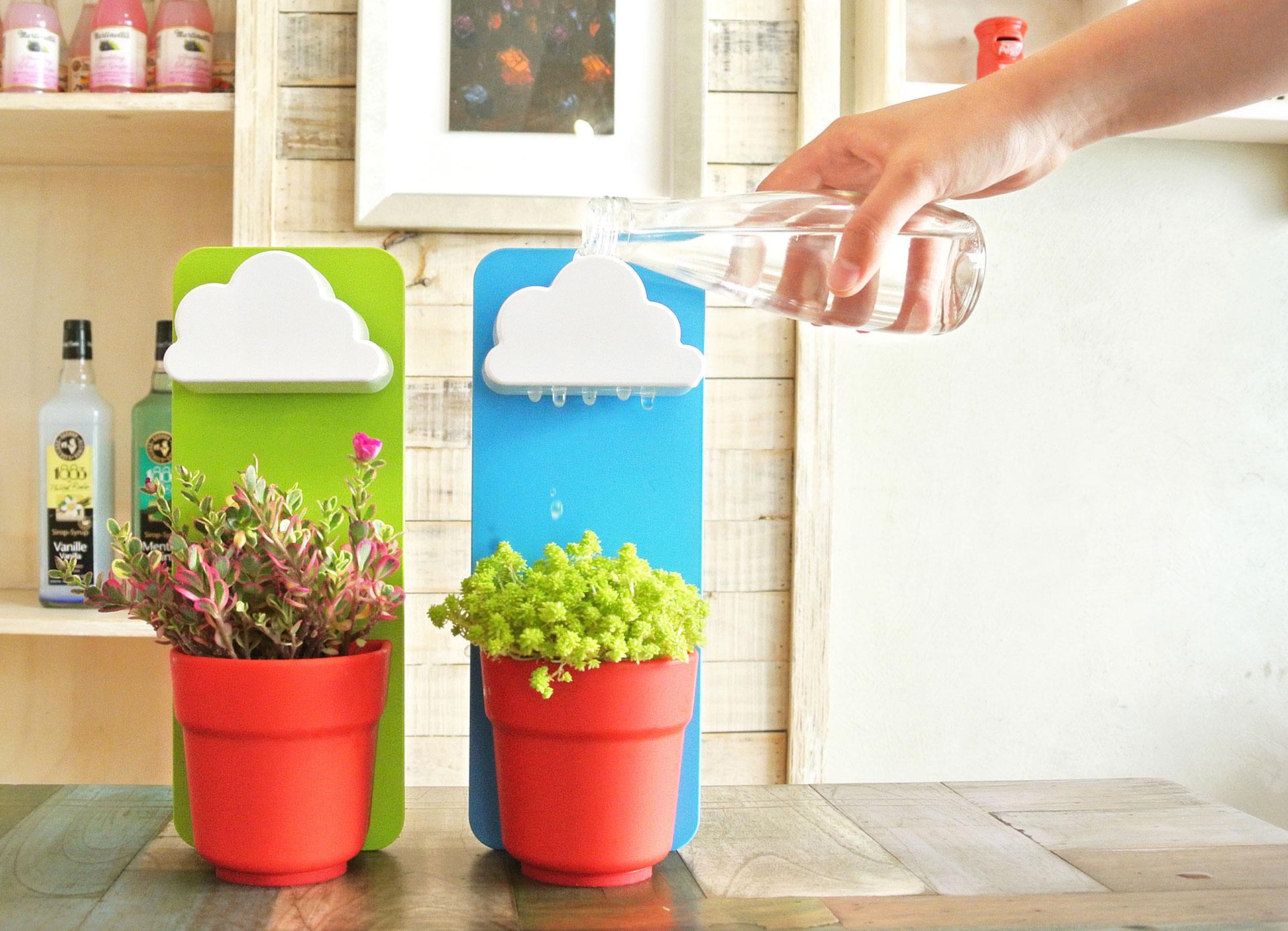 Автополив цветов своими руками из пластиковых бутылок